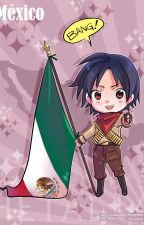 Mexico doujinshi by angelgirl4life