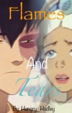 Flames And Tears (Avatar The Last Airbender : Zuko love story) by Hungry_Hadley
