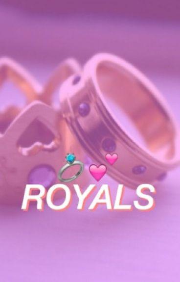 Royals//jb interracial