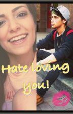 Hate loving you! A Luke Brooks fanfic by cashton__af