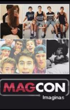 MAGCON IMAGINAS by Luke_is_bae__