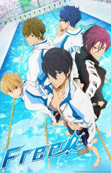 Free! Iwatobi Swim Club: Seven Minutes in Heaven
