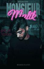 Monsieur Malik [Ziam] by BecauseItsAFict
