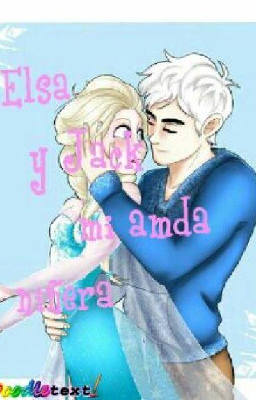 ELSA Y JACK MI AMADA NIÑERA
