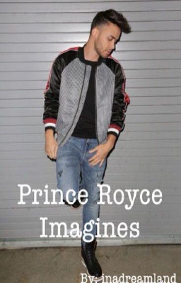 Prince Royce Imagines