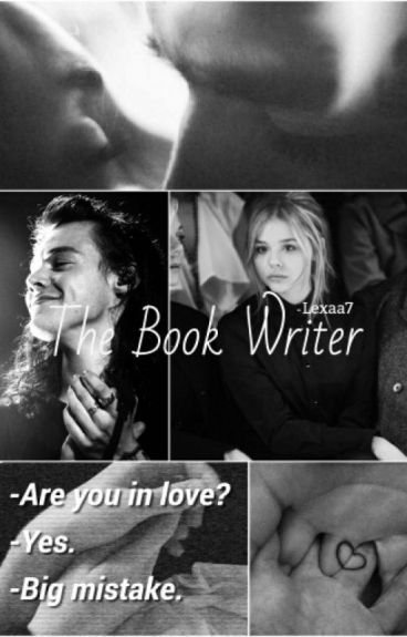 The Book Writer ➳ h.s.