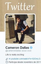 Twitter | Cameron Dallas by KriDaVan