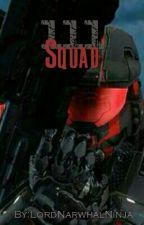 Squad 111 by LordNarwhalNinja