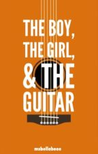 The Boy, The Girl, And The Guitar by onlythel_ve