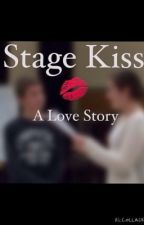 Stage kiss by livvluvfandoms