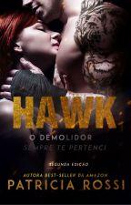 Hawk by PattRossi