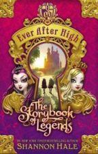 Het verhaal van Ever After High by everafterhighgirl