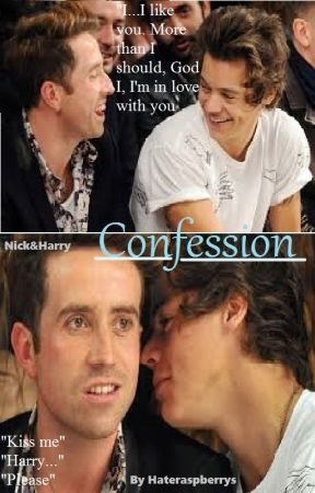 Confession {h.s. & n.g.} by Hateraspberrys