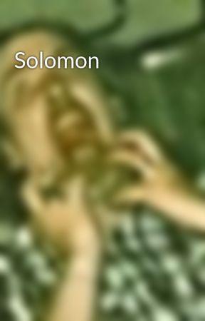 Solomon by jaytharding