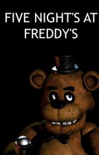 Five Night's At Freddy's [5SOS AU] by shadaetbh