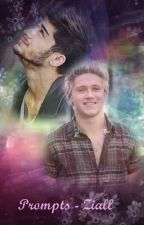 Prompts - Ziall by smallworldinsideofme