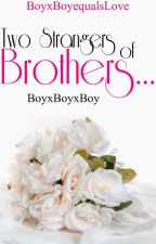 Two Strangers of brothers...(BoyxBoyxBoy) by BoyxBoyequalsLove