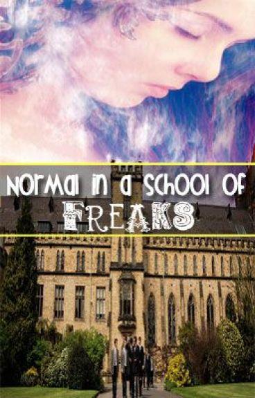 Normal In A School Of Freaks! by Maramara