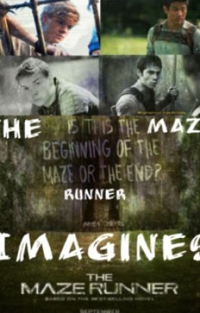 The Maze Runner Imagines (requests closed) - Valentines Day