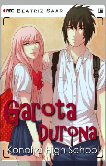 Konoha School - Garota Durona