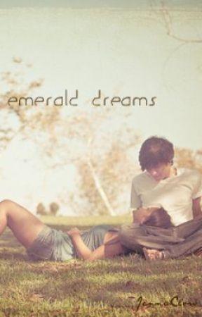 Emerald Dreams by JennaClow