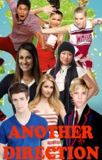 Glee: Another Direction by marcalus44