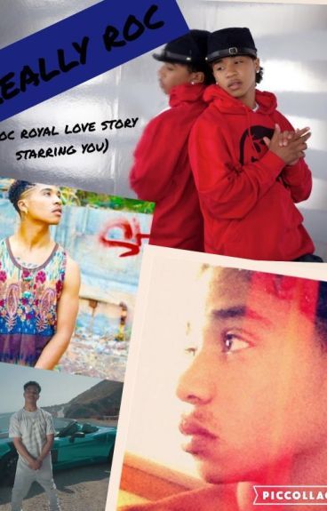 Really Roc (roc royal love story) starring you (Watty's 2016)