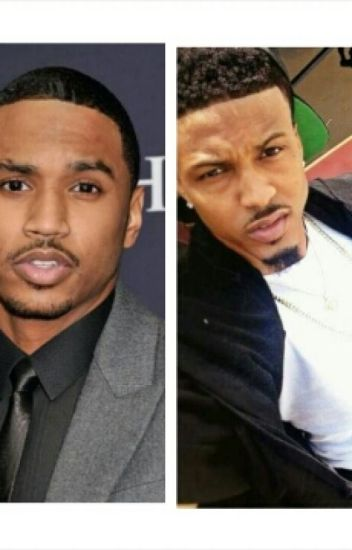 Trey Songz and August Alsina Imagines