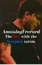 The Boy with the Scorpion Tattoo by AmazingFrerard