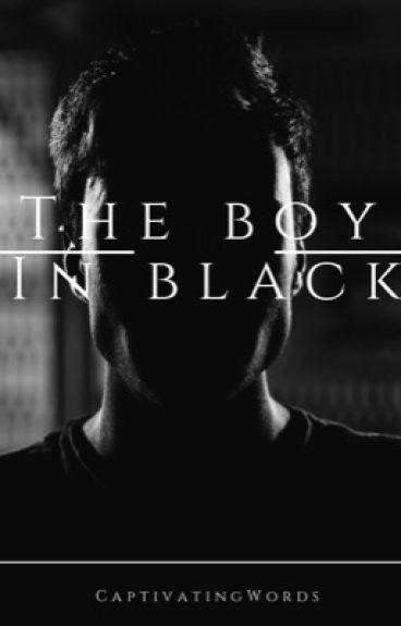 The boy in black [ #wattys2015 ]