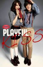 PLAYFUL KISS  by SwordExorcist