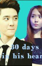30 days to win his heart(exo/D.O FanFic) by exochanyeolliedo