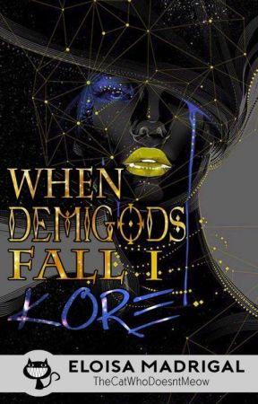 When Demigods Fall Book 1: KORE by TheCatWhoDoesntMeow