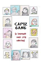 Capiz: a Homemade Comic Strip Collection by kartunistaW