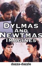 Dylmas and Newtmas Imagines by DazzaDazzleDaz