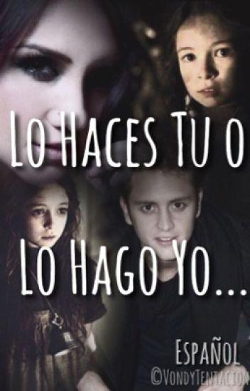 Lo Haces Tu O Lo Hago Yo (Vondy)