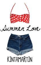 Summer Love: Between London & New York by kintamartin