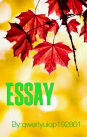 Essay Love Cycle Wattpad
