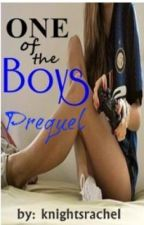 One of the Boys - Prequel by AllinBlack