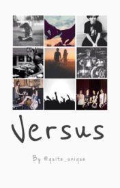 Versus ⚤ Ashton Irwin by Quite_Unique