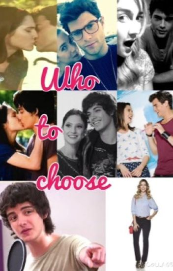 Who to choose? -Violetta fanfiction