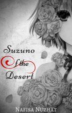 Suzuno of the Desert by SpitLikeALlama
