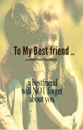 To my Bestfriend