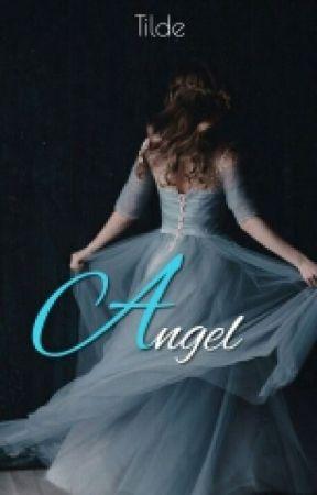 Angel by laragazzamora_