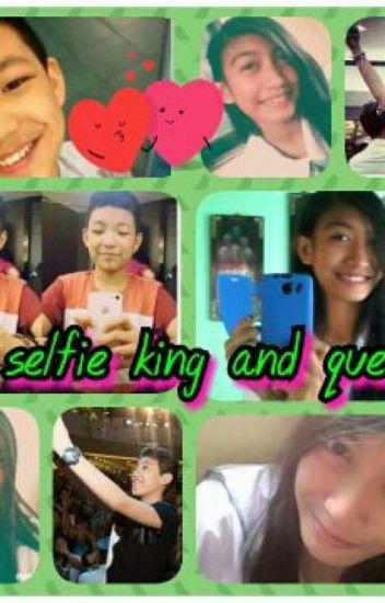 selfie queen meet the selfie king (Darren Espanto fanfiction)