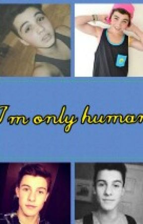 I'm only human (Sam Pottorff Facfiction.) by bonkers101