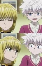 Split String of Fate:(Killua x Reader x Kurapika) by oOcalypsoOo