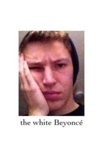White Tee Shirt; White Beyoncé