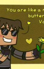 My poem to you (SkyDoesMinecraft x Reader) by GamerRaven