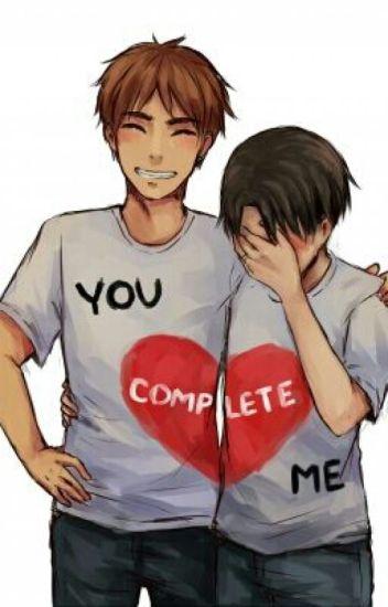The Game Of LOVE ((Ereri//ErenXLevi))
